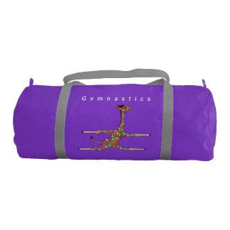 Rainbow Gymnastics by The Happy Juul Company Gym Bag
