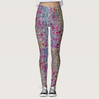 Rainbow Hail Leggings