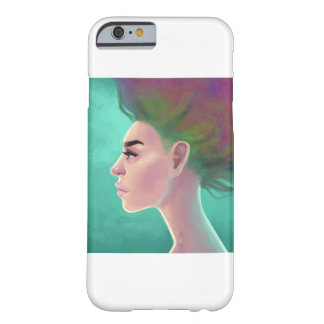 Rainbow Hair Barely There iPhone 6 Case