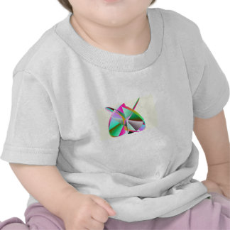 Rainbow Heart Baby Infant T-Shirt