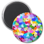 Rainbow Heart Confetti