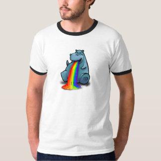 Rainbow Hippo T-Shirt