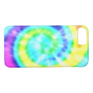 Rainbow Hippy Tie-Dye iPhone 8 Case
