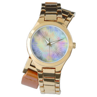 Rainbow Horizon Star Burst Ray Watch