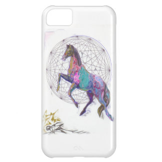 Rainbow Horse iPhone 5C Case