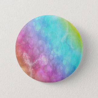 Rainbow Hue 6 Cm Round Badge
