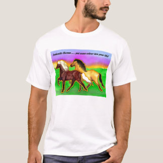 Rainbow Icelandics T-Shirt