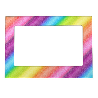 """Rainbow Ices"" Magnetic Frame"