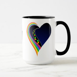 Rainbow in the Dark ::: Tea Cup