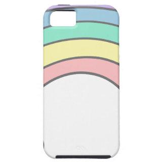 rainbow iPhone 5 cover