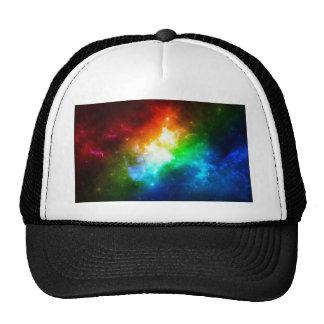 Rainbow Items Cap