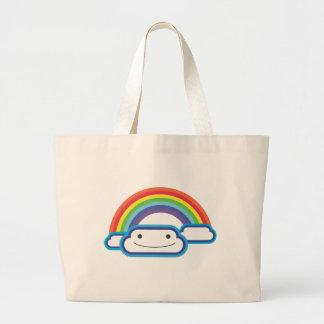 Rainbow Kawaii Canvas Bags