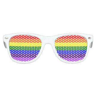 Rainbow Kids Party Shades