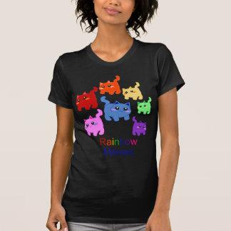 Rainbow kittens! tshirts