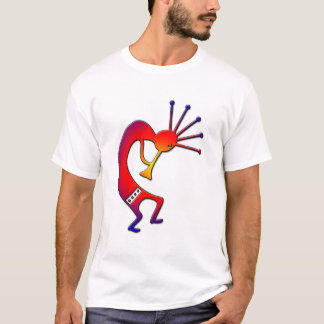 Rainbow Kokopelli T-Shirt