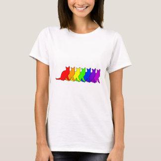 Rainbow Korat T-Shirt