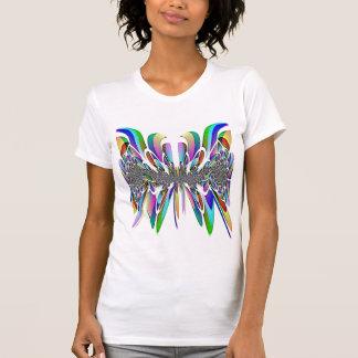 Rainbow Lace Vest Shirt