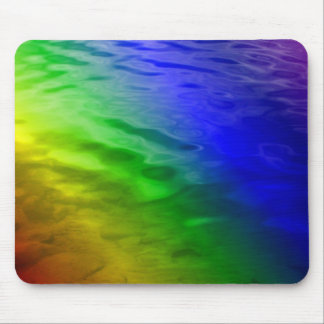 Rainbow Lake Mouse Pad