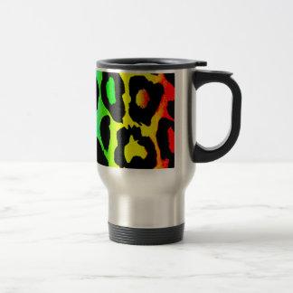 rainbow_leopard_print-altered mugs