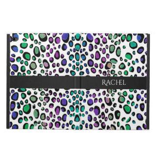 Rainbow Leopard Print Powis iPad Air 2 Case