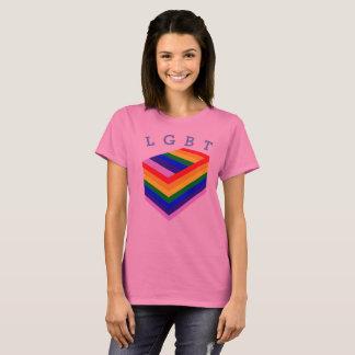 RAINBOW LGBT PRIDE  T-Shirt