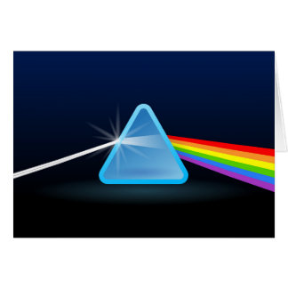 Rainbow Light Separation with Triangle Card