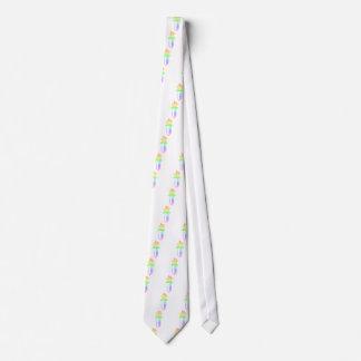 Rainbow Lion Head Sword Tie