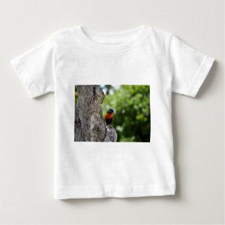 RAINBOW LORIKEET QUEENSLAND AUSTRALIA BABY T-Shirt