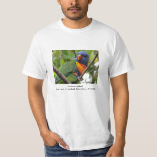 Rainbow Lorikeet T-Shirt