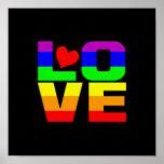 Rainbow Love portfolio