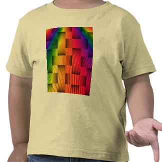 Rainbow Love_ Tshirt