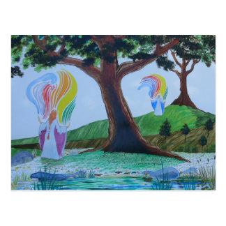 Rainbow Makers Postcard