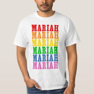 Rainbow Mariah T-Shirt