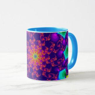 Rainbow Marigold Mug