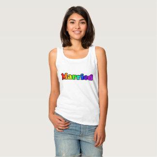 (Rainbow) Married Singlet