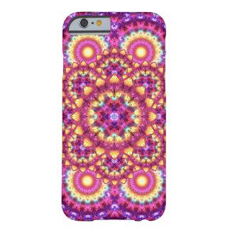 Rainbow Matrix Mandala Barely There iPhone 6 Case