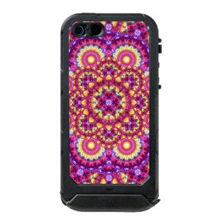 Rainbow Matrix Mandala Incipio ATLAS ID™ iPhone 5 Case