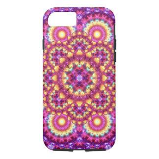 Rainbow Matrix Mandala iPhone 8/7 Case