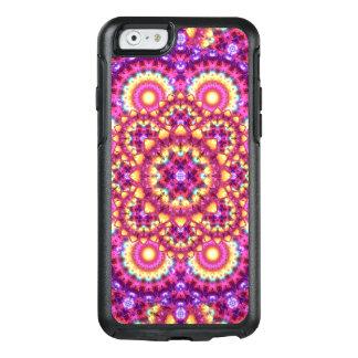 Rainbow Matrix Mandala OtterBox iPhone 6/6s Case