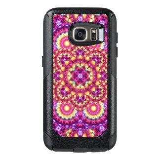 Rainbow Matrix Mandala OtterBox Samsung Galaxy S7 Case