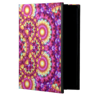 Rainbow Matrix Mandala Powis iPad Air 2 Case