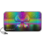 Rainbow melt Doodle speaker
