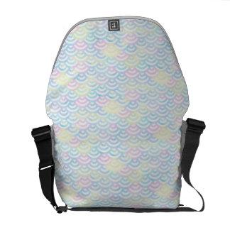 Rainbow Mermaid Pastel Commuter Bag