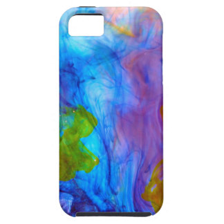 Rainbow Nuke collection Case For The iPhone 5