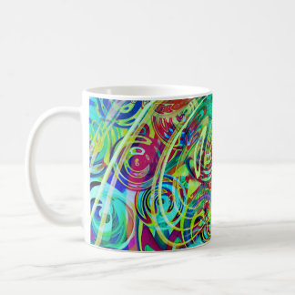 Rainbow of Colors 2 Coffee Mug