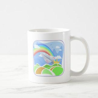 Rainbow of Hope Coffee Mug