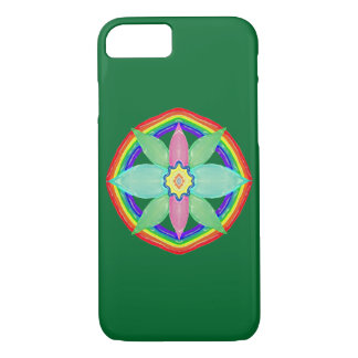 Rainbow of Hope iPhone 7 Case. iPhone 7 Case