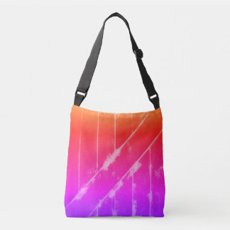 Rainbow old barn door tote bag.