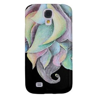 Rainbow Organic Abstract Galaxy S4 Cover