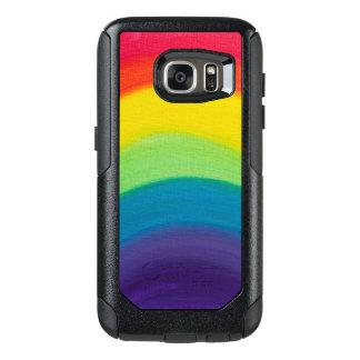 Rainbow OtterBox Samsung Galaxy S7 Case